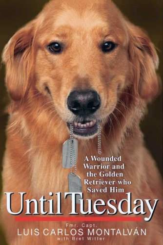 Until Tuesday: A Wounded Warrior and the Golden Retriever Who Saved Him - Golden State Warriors Heart