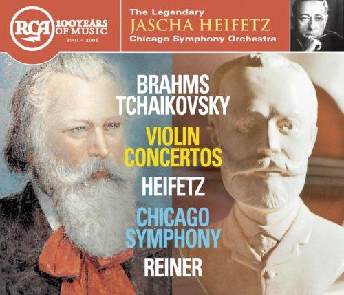Tchaikovsky Violin Concertos - Tchaikovsky, Brahms Violin Concertos