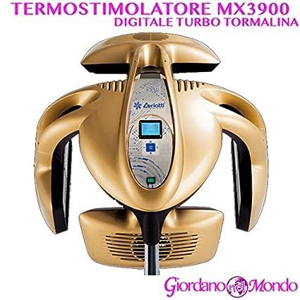 termostimolatore lámpara de infrarrojos para cabello de peluquería MX3900 Oro Ceriotti arredamento
