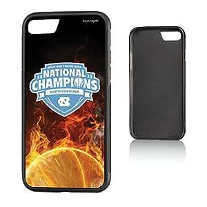 North Carolina Tar Heels 2017 NCAA Men's Basketball National Champions iPhone 7 Bump Case NCAA