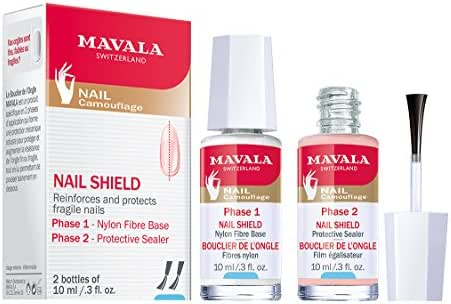 Mavala Nail Shield, 2 Count
