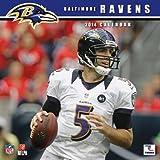 Turner Perfect Timing Baltimore Ravens 2014 Mini Wall Calendar (8040399)