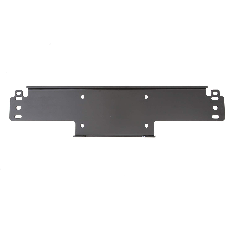 Smittybilt Winch Plate for TJ/YJ/LJ aftermarket bumpers - 2803 by Smittybilt