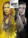 UFC 222: Cyborg vs Kunitskaya