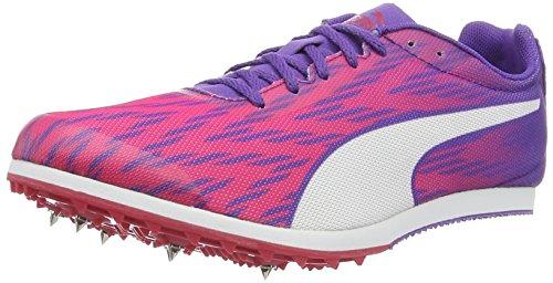 WnScarpe puma Rosasparkling Cosmo Evospeed electric 01 5 Donna Running Puma White Purple Star YD2HWIE9
