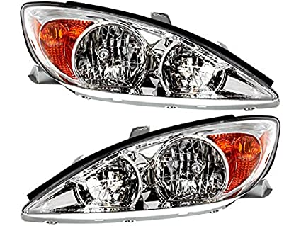 Amazon Toyota Camry Le Xle Replacement Headlight Assembly. Toyota Camry Le Xle Replacement Headlight Assembly Chrome 1. Toyota. Toyota Camry 1994 Parts Diagram Headlight At Scoala.co