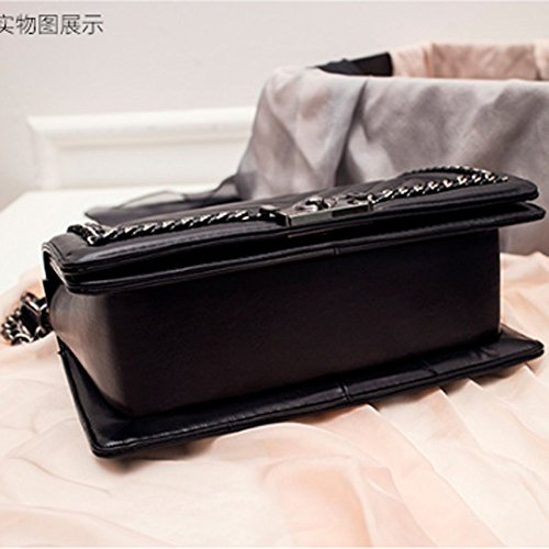 6c6ce3b752 ... Bag Quilted Woven Vblack Body Chain Classic Ol A Handbags Tracolla  Women Evening Cross 2018 Carriera ...