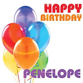 Amazon.com: Happy Birthday Penelope: The Birthday Crew: MP3 Downloads