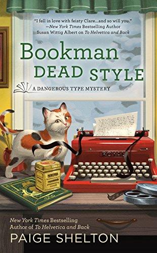 Bookman Dead Style (A Dangerous Type - Mens Style Types