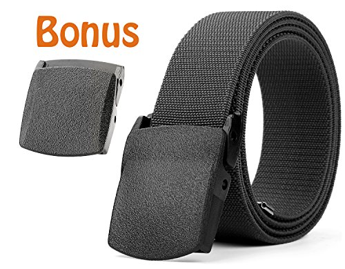 mens elastic belts - 7