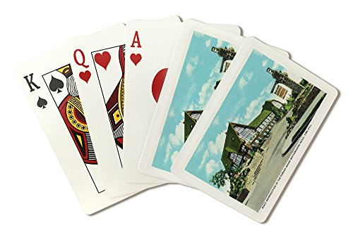 Cincinnati, Ohio - Time Hill, Gruen Watchmakers Guild Exact Reproduction Scene (Playing Card Deck - 52 Card Poker Size with Jokers)