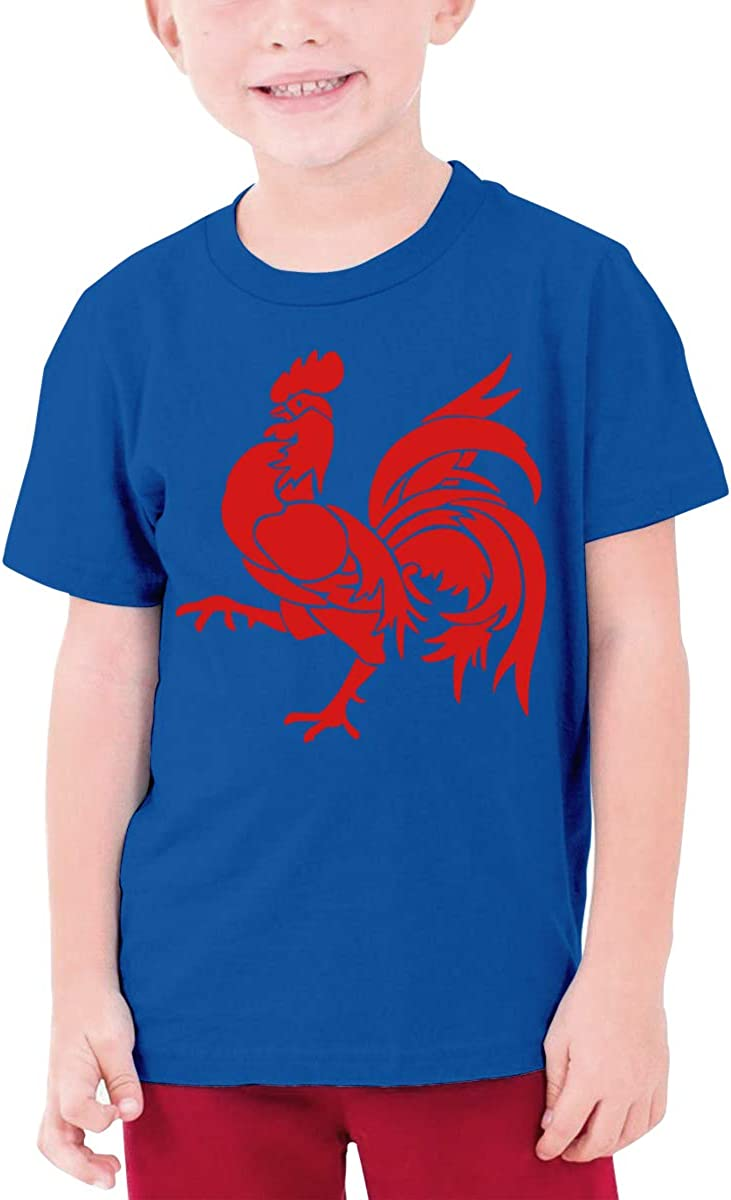 Red Rooster Boys Short-Sleeved Shirts