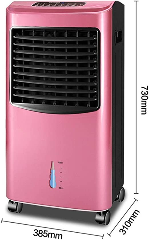 Refrigerador de aire evaporativo con control remoto, ventilador ...