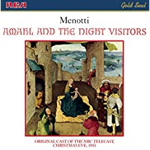 AMAHL AND THE NIGHT VISITORS (Menotti) (Complete)