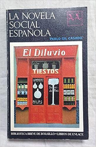 LA NOVELA SOCIAL ESPAÑOLA. (1942 -1968).: Amazon.es: CASADO Pablo Gil: Libros