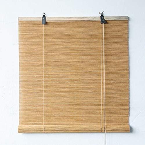 JZL Persiana De bambú Persianas Enrollables Exteriores ...