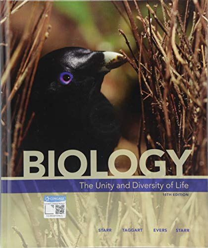 Biology: The Unity and Diversity of Life