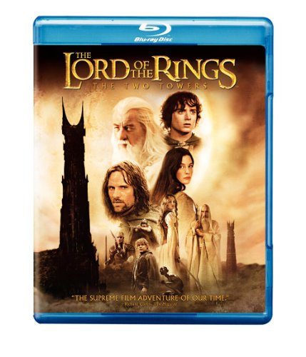 Blu-ray : The Lord of the Rings: The Two Towers (With DVD, , Dubbed, Dolby, AC-3)