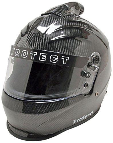1ef7c2dde50ea Amazon.com: Pyrotect 7065006 Carbon X-Large Top Air Pro Sport Helmet ...