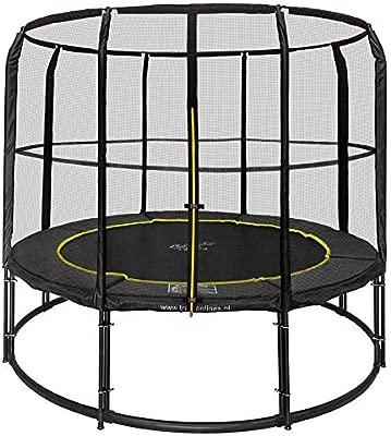 Magic Circle Pro Black cama elástica 305 cm con sicherheitsnetz ...