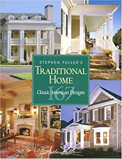 Country Home Plans by Stephen Fuller: Eighty-Five Charming Designs ...