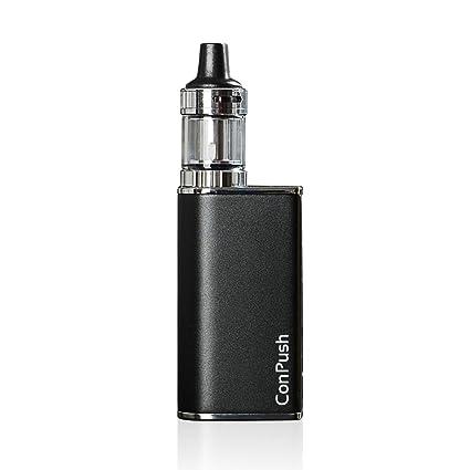 ConPush 50W VAPE cigarrillo electrónico E Cig Mod Kit de inicio, 1500mAh batería, Top Refill 1.5ml 0.3ohm Evaporador sin nicotina: Amazon.es: Salud y ...