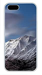 Case For Htc One M9 Cover landscapes nature snow mountain 29 PC Custom Case For Htc One M9 Cover Cover White