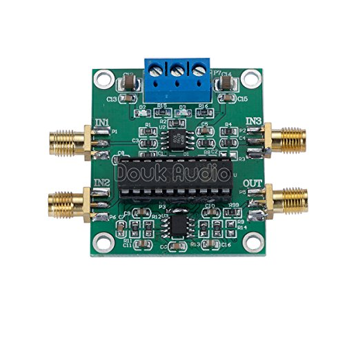 Nobsound Lock-in Amplifier LIA AD630 Module Minimum System Phase Sensitive Detection