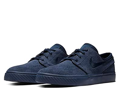Nike Men's Zoom Stefan Janoski Skateboarding Shoes (Midnight GreenMidnight Green, 10.5 D(M) US)