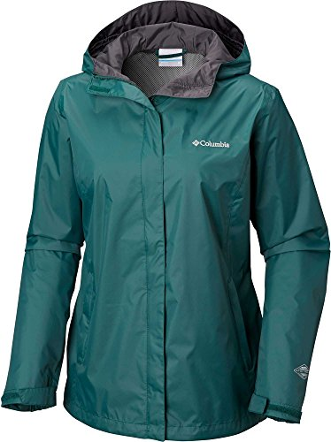 Columbia Women's Arcadia II Jacket, Dark Ivy, X-Large