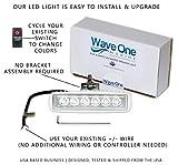 Wave One Marine | Dual Color | LED Marine Spreader