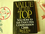 Value at the Top, Ira T. Kay, 0887305016