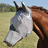 Cashel Crusader Fly Mask with Ears and Long Nose - Size:...