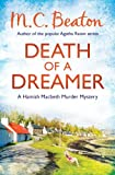 Front cover for the book Death of a Dreamer by M. C. Beaton