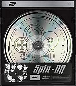 Spin Off (incl. 104pg Booklet + Selfie Photocard)