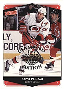 1999-00 Upper Deck Victory NSCC/National Diamond Edition #57 Keith Primeau Hurricanes /1 of 1 F17053