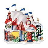 #6: Department 56 North Pole Snow Bank