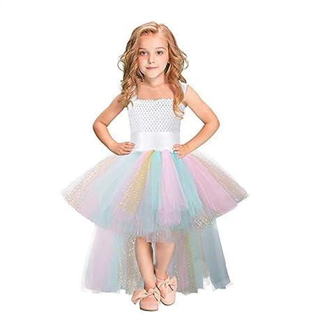 Vestido de Fiesta de los niños Princesa Fiesta Traje de ...