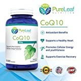 1 Pure High-Quality CoQ10 Ubiquinol 400mg Co-Enzyme Q10 - Maximum Strength - Highest Absorption - Supports Heart Health amp Cellular Energy Production NON-GMO USA Made 1 Bottle100 Caps Discount