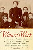 Women's Work, Laurie F. Maffly-Kipp and Kathryn Lofton, 0195331982