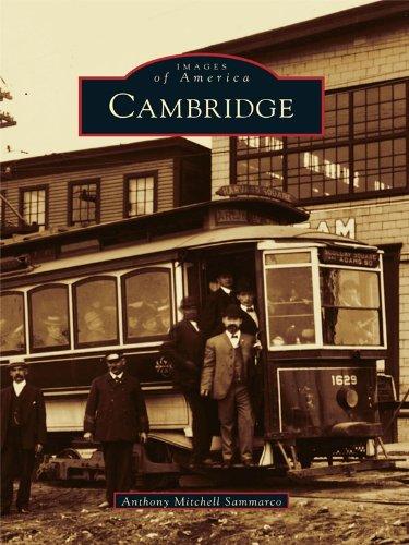 Cambridge (Images of America (Arcadia - Ma Us Cambridge