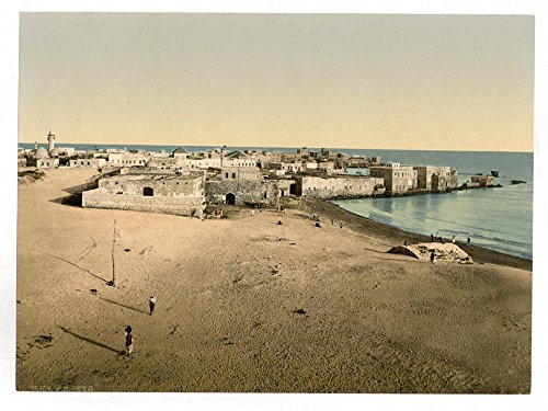 Historic Photos General view, Tyre, Holy Land, (i.e, Lebanon) by Historic Photos