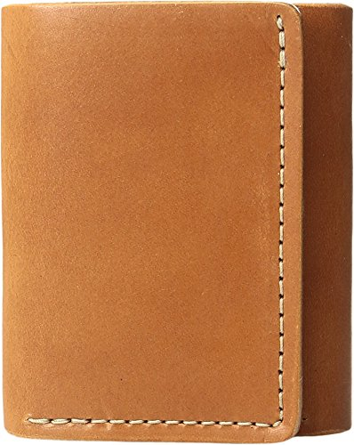 Filson Unisex Trifold Wallet Tan Leather One ()