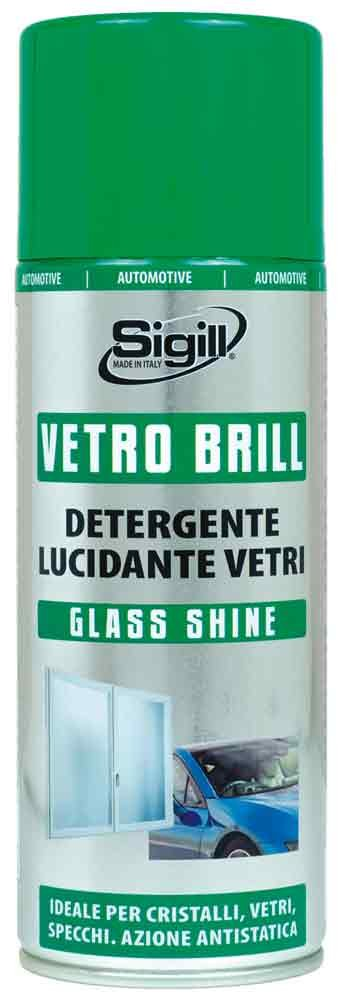 SIGILL 04601 Detergente Vetri, 400 ml Pigal