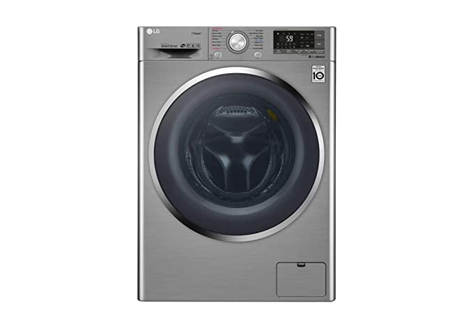 LG WM3499HVA - 2.3 cu.ft SMART WI-FI ENABLED ALL-IN-ONE WASHER/DRYER Best All-in-One Washer Dryer Combo Machines