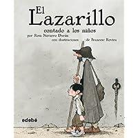 EL LAZARILLO CONTADO A LOS NIÑOS (versión escolar para EP) (BIBLIOTECA ESCOLAR CLÁSICOS CONTADOS A LOS NIÑOS)