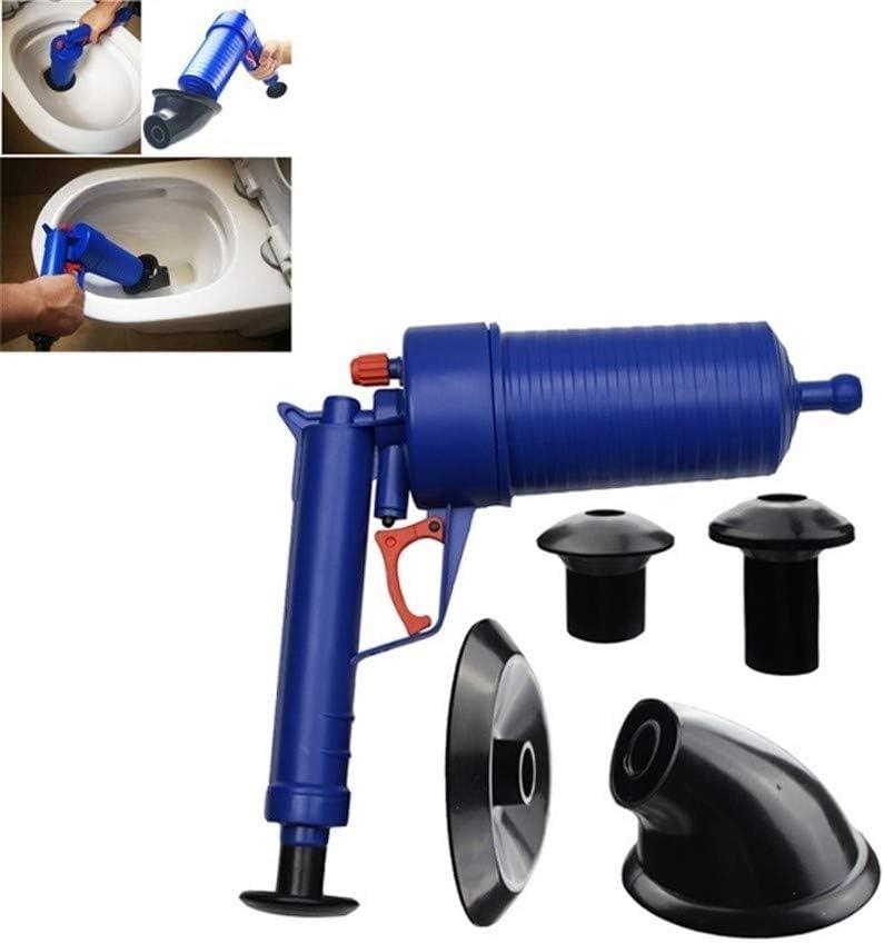 AUARTMETION1PC 대기 전력 배터 총 높은 압력 강력한 매뉴얼 싱크 플런저 개막기 펌프를 위한 화장실에는 샤워 욕실