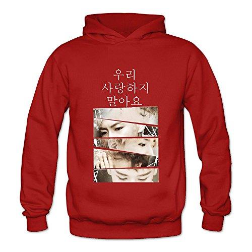Womens Bigbang Fashion Hoodies Sweatshirt product image