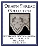 img - for The Complete Drawn Thread Collection c.1882-1909 - Eight Books in One! book / textbook / text book