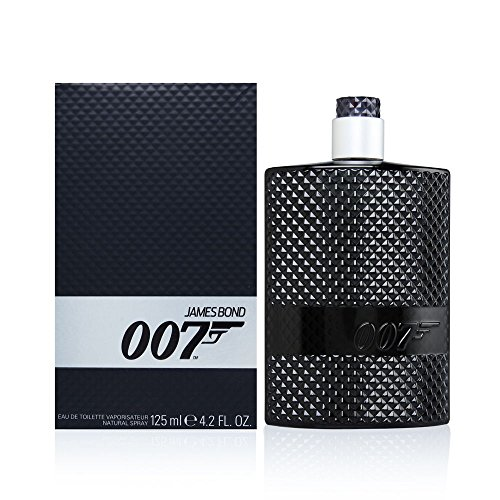 (James Bond 007 Eau De Toilette 4.2 Oz)